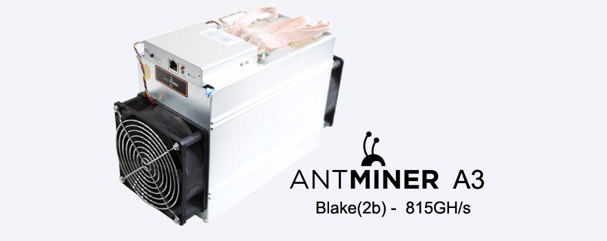 Асик Bitmain Antminer A3